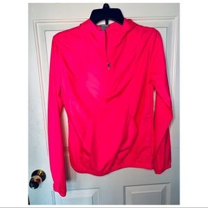 NEW Hot Pink Forever 21 Windbreaker